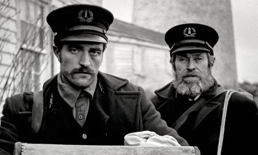 """'O farol': """"É um filme inclassificável, em diálogo não só com uma tradição de grandes filmes mas principalmente com grandes autores literários."""" Foto: Divulgação"""