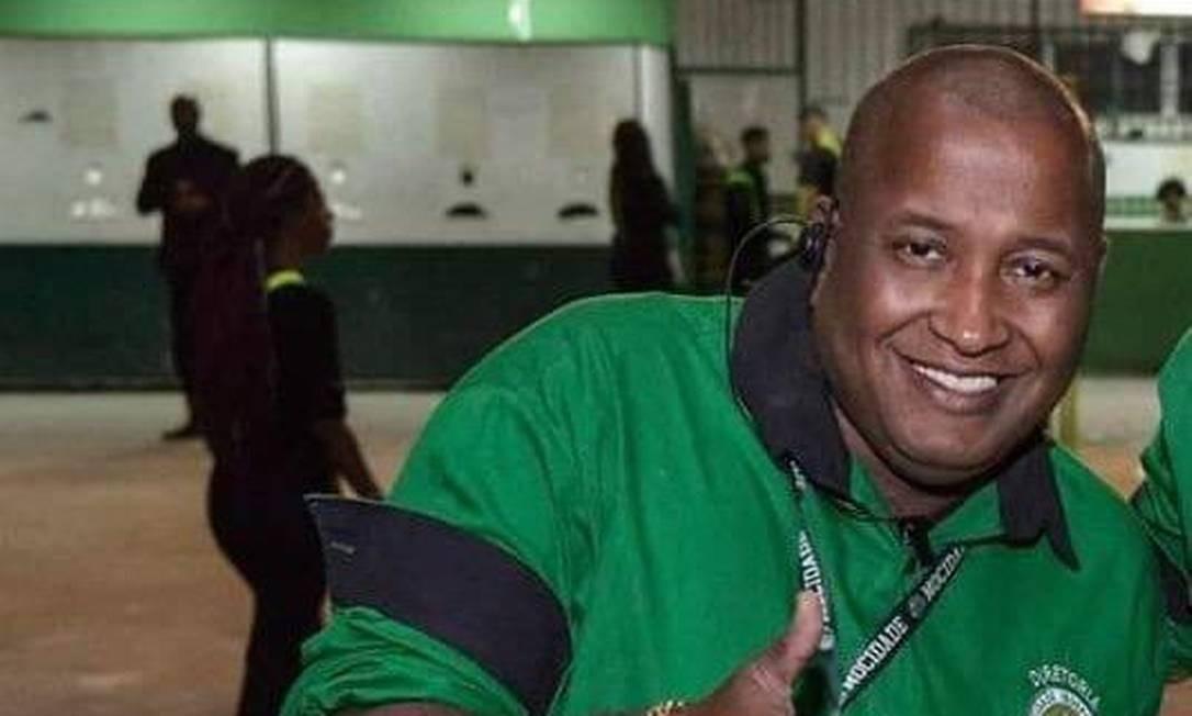Carlos foi assassinado a tiros quando estava a caminho de um ensaio da Mocidade Foto: Reprodução
