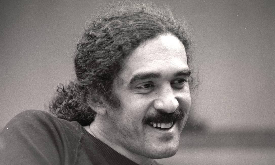 O cantor e compositor em 1985 Foto: Lucio Marreiro / Agência O Globo