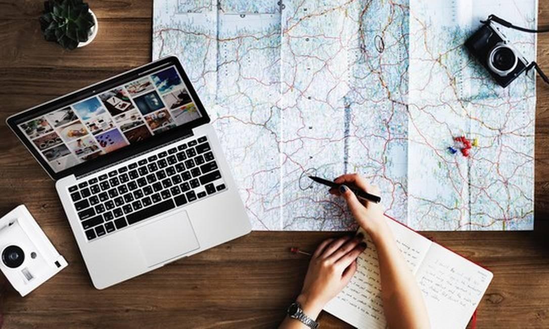 Como planejar a viagem Foto: Pexels/Creative Commons