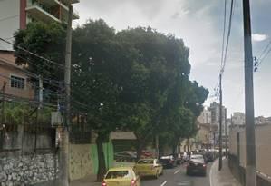 Rua 24 de maio, no Engenho Novo, Zona Norte do Rio Foto: Reprodução