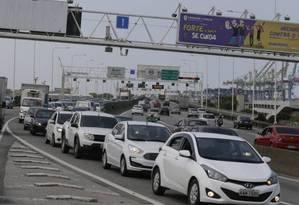 Motoristas podem pedir restituição do DPVAT 2020 pago a mais Foto: Antonio Scorza/ Agência O GLOBO
