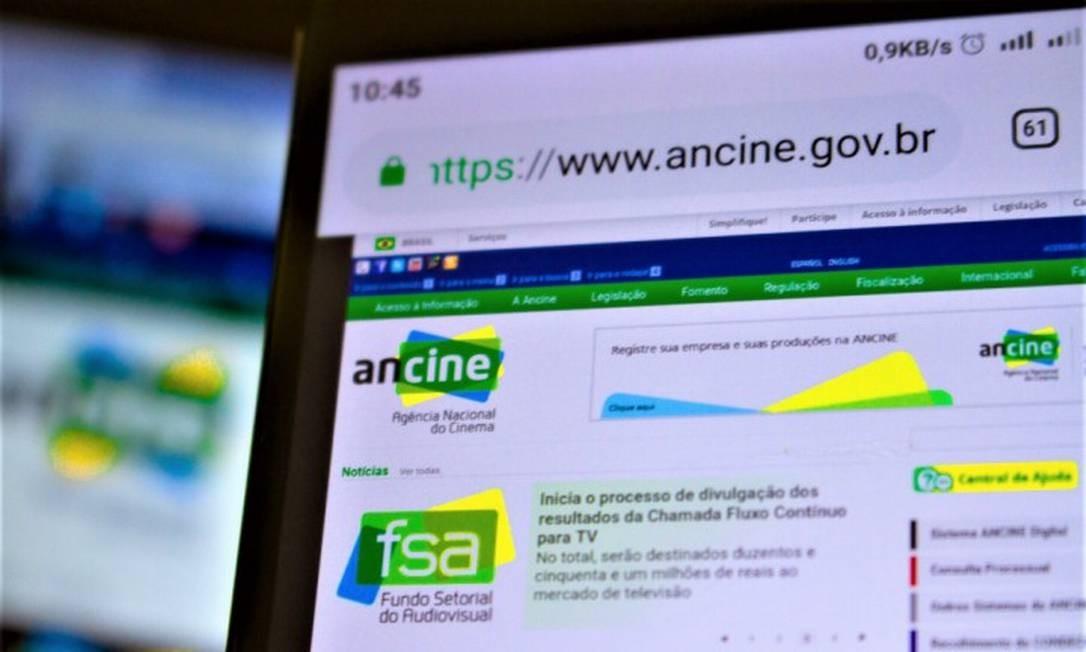 Ancine terá diretora-substituta até definição de novos nomes pelo governo Bolsonaro Foto: Agência O Globo