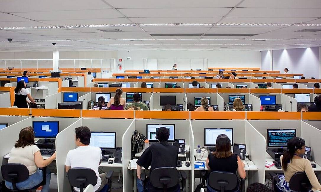 'Não me perturbe': 171 mil consumidores já se cadastraram para bloqueio de chamadas de telemarketing de bancos Foto: Arquivo