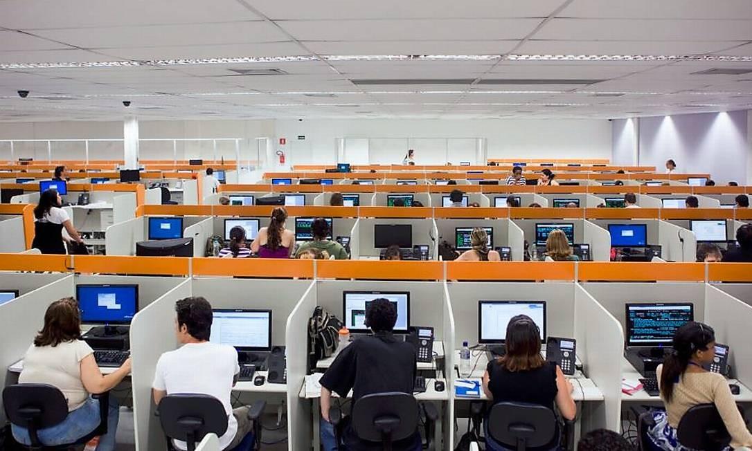 'Não me perturbe': 712 mil consumidores já se cadastraram para bloqueio de chamadas de telemarketing de bancos Foto: Arquivo