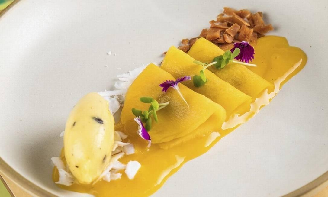 Opções exóticas com uma das frutas mais versáteis Foto: Divulgação/Filico