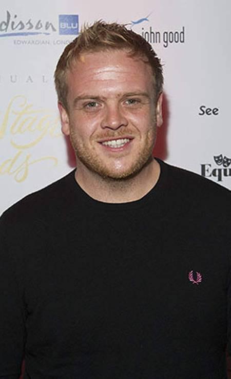 Com uma carreira no teatro, o galês de 36 anos é mais conhecido pelo trabalho na televisão britânica Foto: Divulgação
