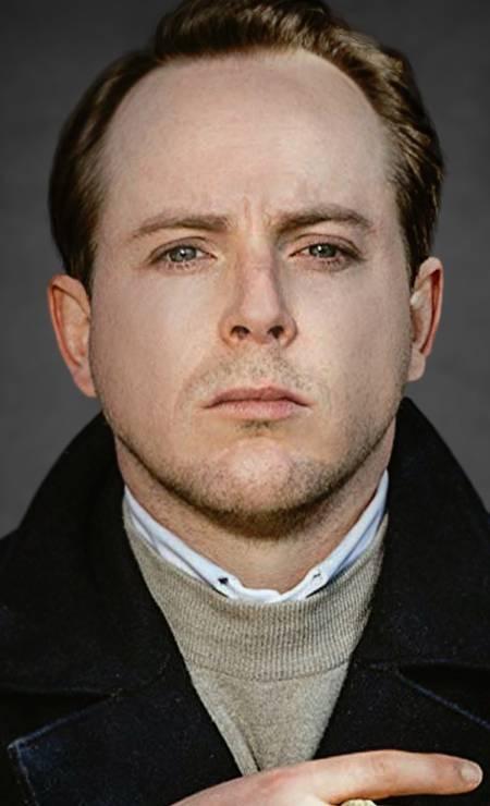 O ator australiano de 37 anos é mais conhecido em seu país, onde fez inúmeros papéis na televisão Foto: Diuvlgação