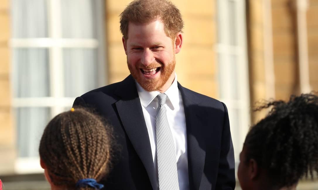 O príncipe Harry Foto: Yui Mok - PA Images / PA Images via Getty Images