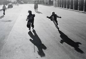 Foto de Evandro Teixeira compõe nova mostra sobre a rua no MAR. Foto: Evandro Teixeira / Divulgação