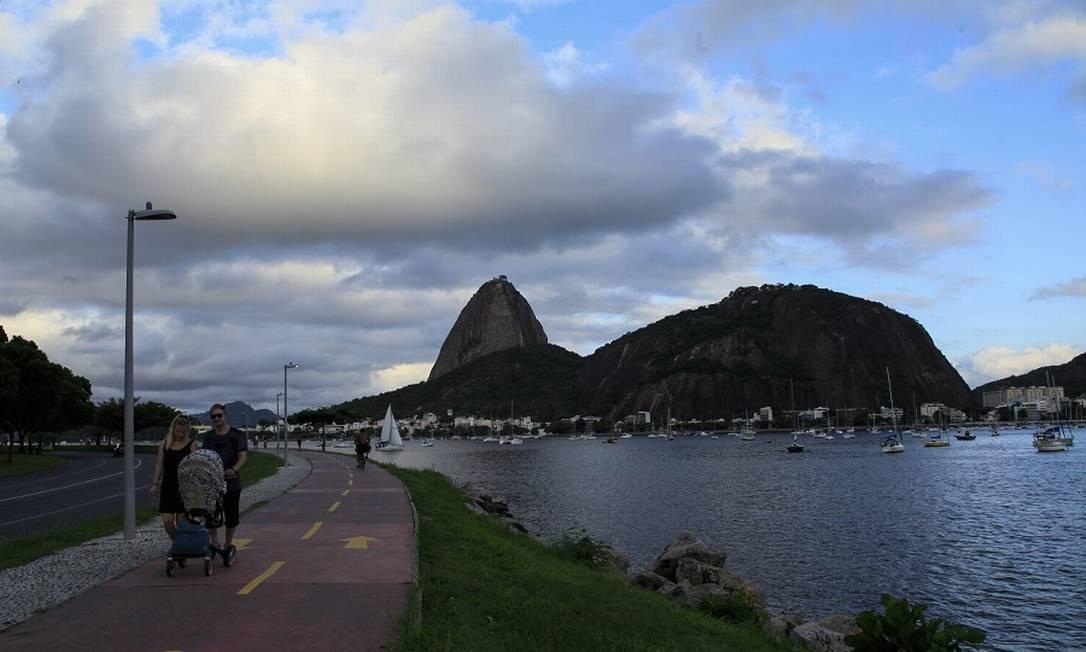 Rio, uma das cidades mais caras. Foto: Uanderson Fernandes / Agência O Globo
