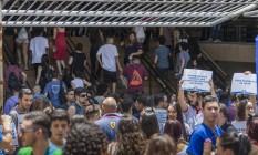 As notas individuais já podem ser consultadas pela internet Foto: Edilson Dantas / Agência O Globo
