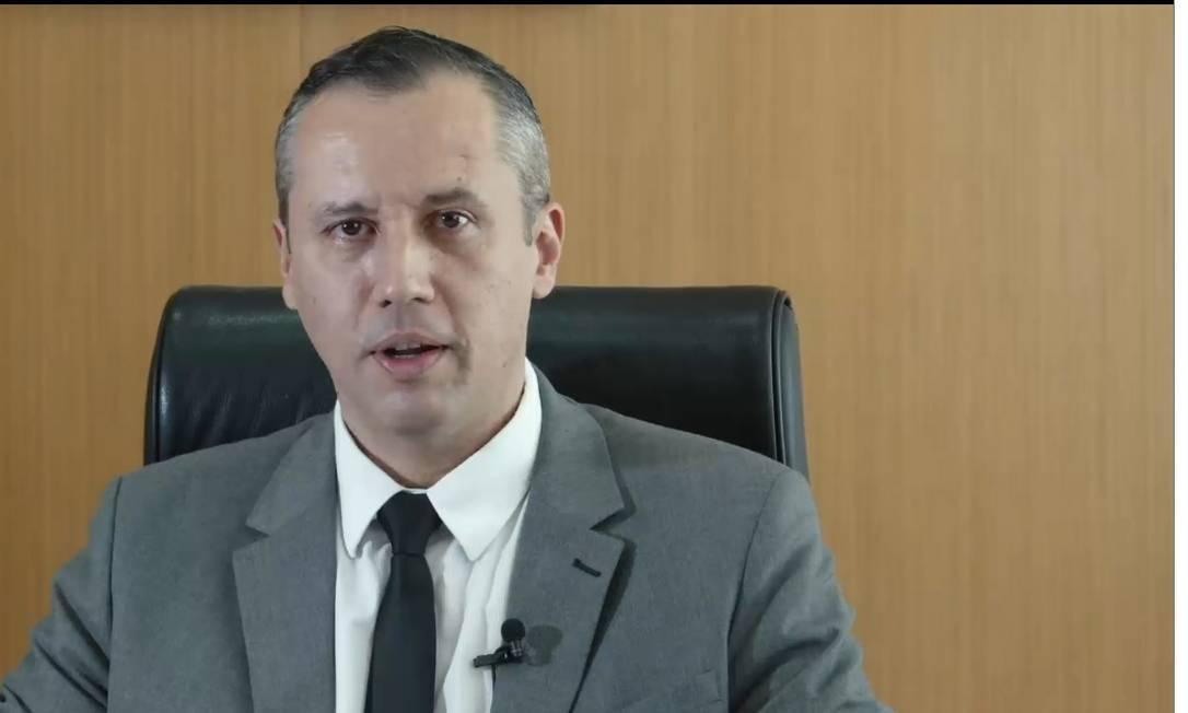 O secretário de Cultura, Roberto Alvim, afirmou que referências ao nazismo não foram feitas deliberadamente Foto: Reprodução
