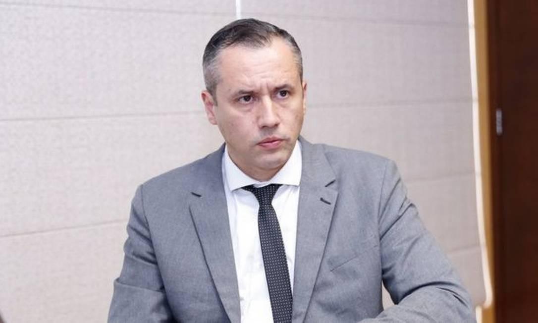 Roberto Alvim diz que desconfia de 'ação satânica' por trás dessa 'horrível história' - O Globo