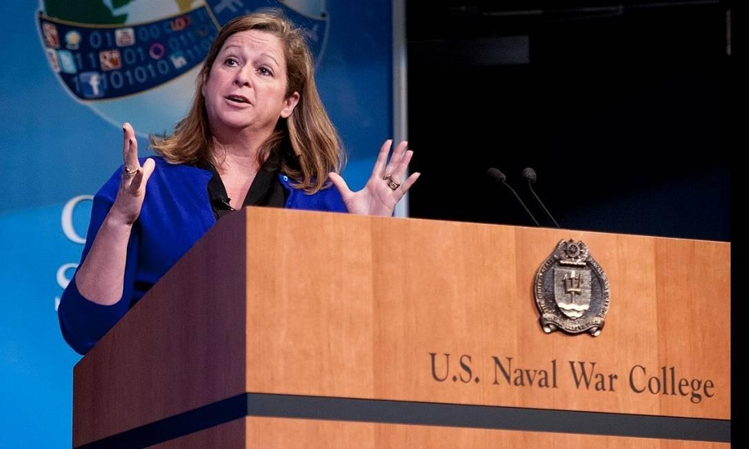 Abigail Disney, de 59 anos, é uma documentarista, filantropa e ativista social americana Foto: Reprodução Wikipedia