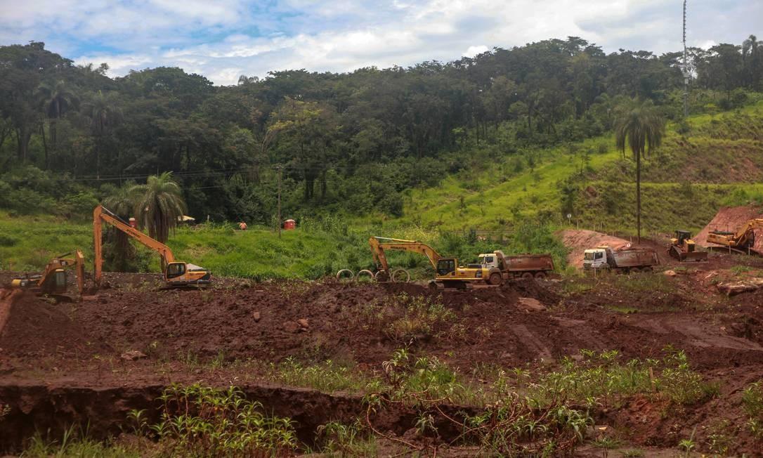 A Vale estima investimentos de R$ 24,1 bilhões na região até 2023 Foto: Geraldo Goulart Neto / Agência O Globo