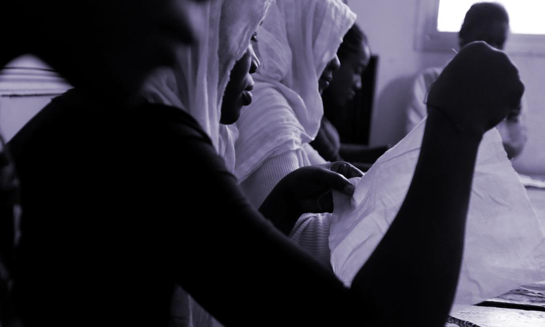 Uma mudança na lei criminalizou o estupro no Senegal Foto: Reuters