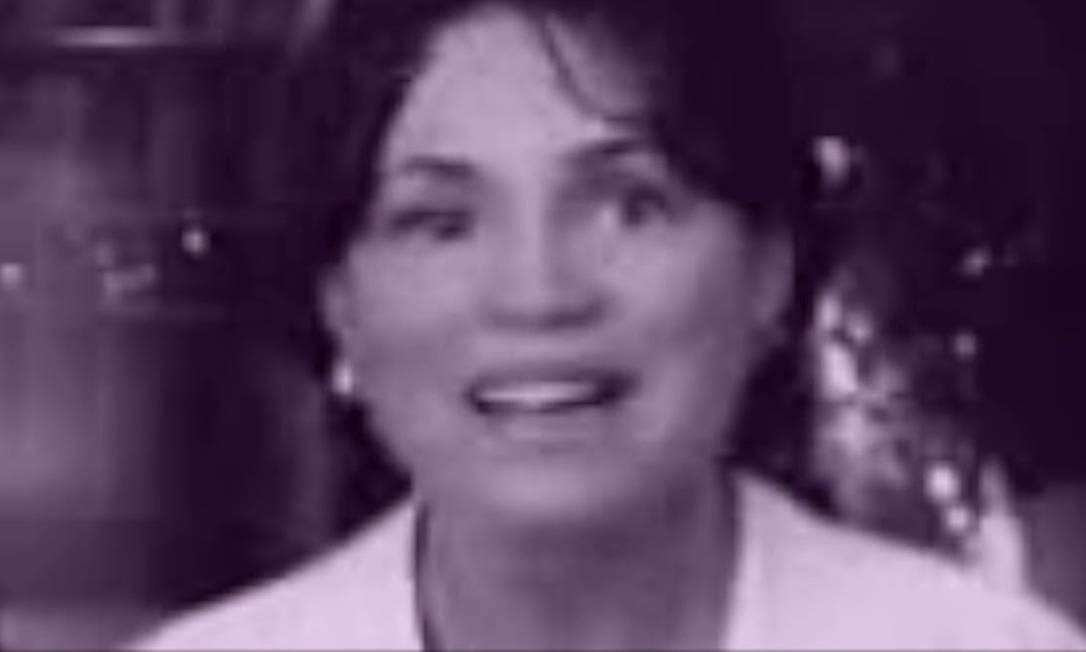 Em 2002, Regina Duarte afirmava, em um vídeo gravado para o programa eleitoral do então candidato do PSDB, José Serra, que tinha medo da vitória do ex-presidente Lula nas eleições daquele ano Foto:  / Reprodução