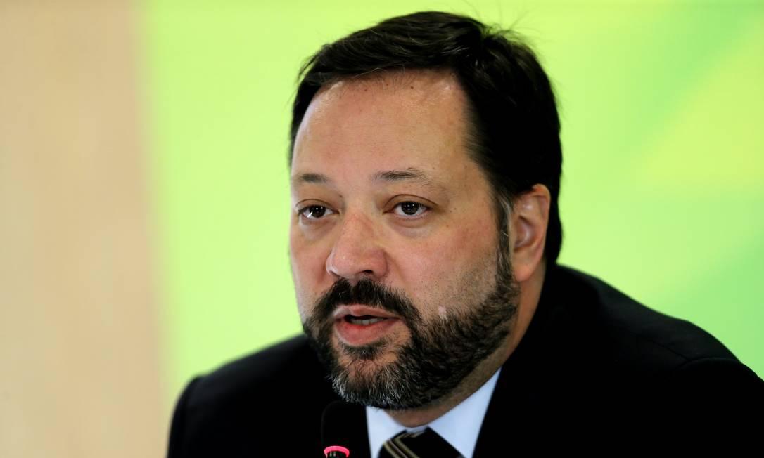 Alexandre Lopes, presidente do Inep Foto: Jorge William / Agência O Globo