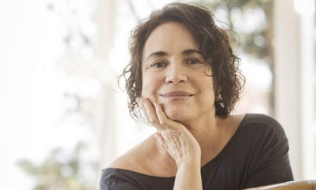 Regina Duarte confirmou que irá a Brasília conhecer a Secretaria da Cultura Foto: Reprodução