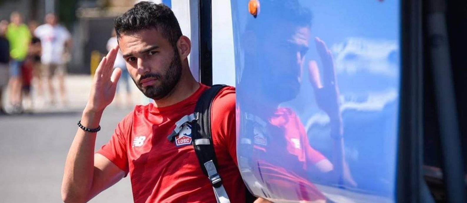 Flamengo acerta com Lille a contratação de Thiago Maia - reprodução intagram