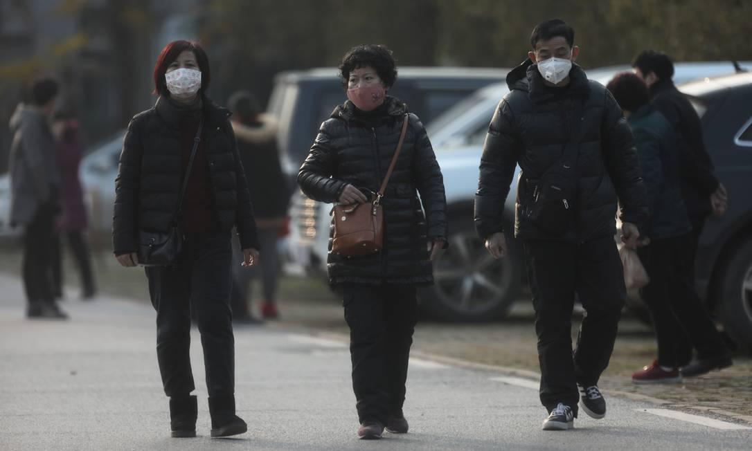 Surto de coronavírus começou em um mercado mercado de frutos do mar e aves em Wuhan, uma cidade chinesa de 11 milhões de habitantes. Foto: DARLEY SHEN / REUTERS