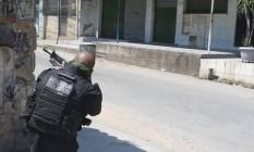 Mortes provocadas por policiais representaram 30,34% dos casos de letalidade violenta Foto: Fabiano Rocha 18-09-2019 / Fabiano Rocha