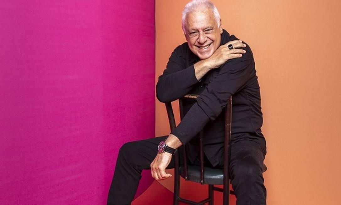 Antonio Fagundes diz que já está com saudades da novela 'Bom sucesso' Foto: TV Globo / Victor Pollak