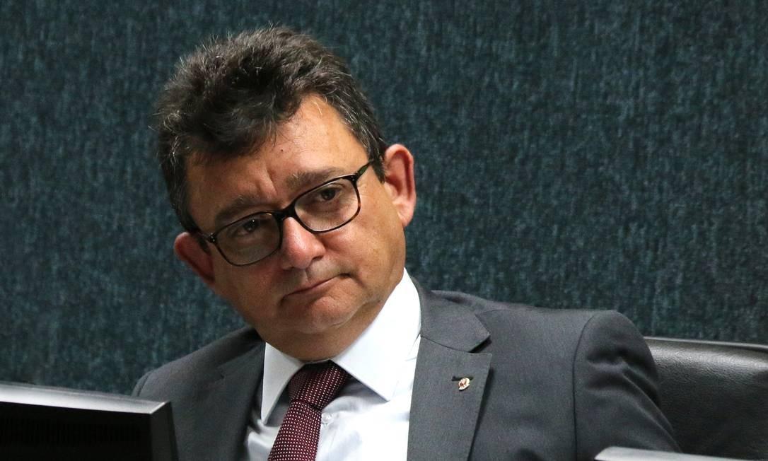O subprocurador José Adônis teve divergências com Aras Foto: Gil Ferreira/Agência CNJ