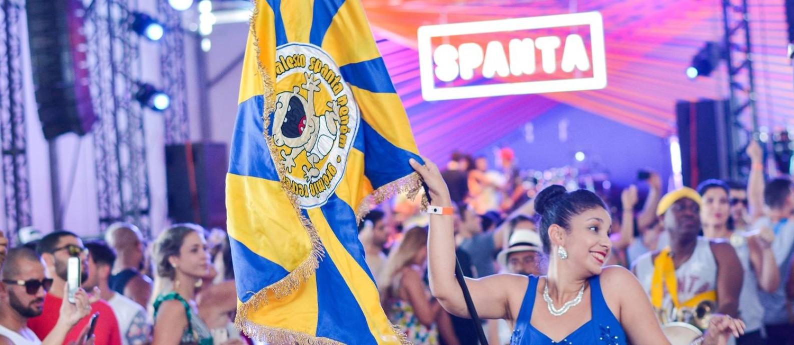 O Festival de Verão do Spanta Neném terá diversos convidados especiais na Lagoa Foto: Divulgação/Ivanildo Carmo