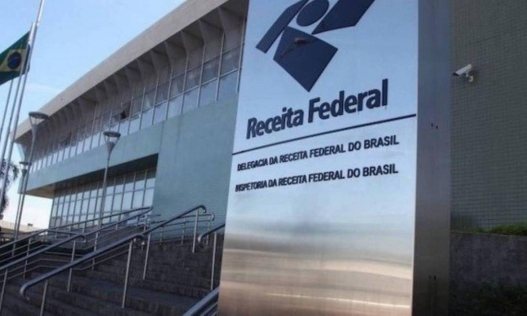 Receita Federal: órgão também sobre com a perda de pessoal Foto: Arquivo