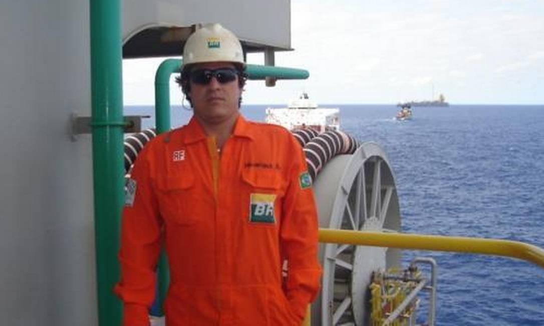 Henrique Lázaro de Silva e Souza, de 42 anos, que atuava como coordenador de manutenção Foto: Arquivo pessoal
