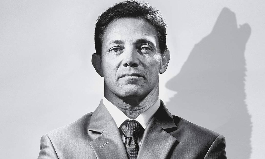 Capa do livro de Jordan Belfort Foto: Divulgação