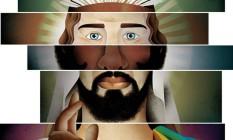 Personal Jesus Foto: Arte de André Mello