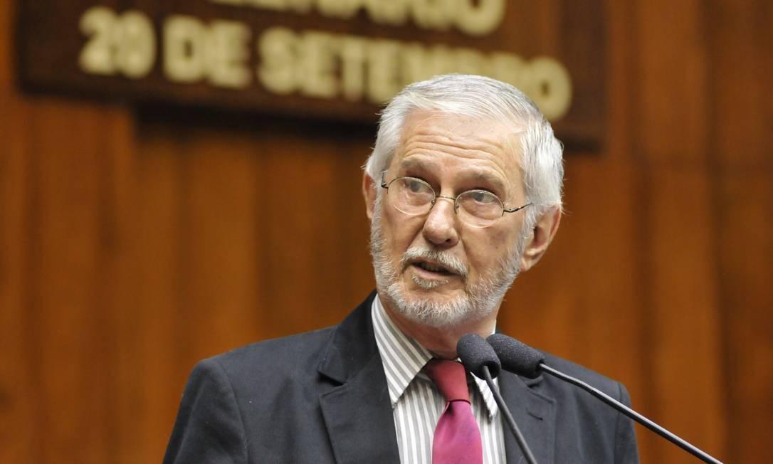 O deputado estadual Ibsen Pinheiro