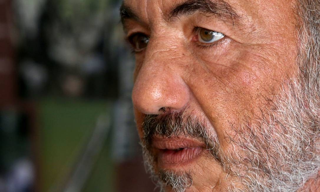 Márcio Santilli, ex-presidente da Funai Foto: Roberto Jayme/Valor