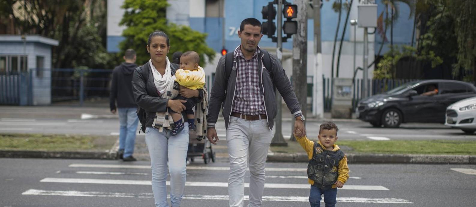 No ano passado, número de novas concessões caiu de 260 mil para 5,6 mil por mês Foto: Edilson Dantas / Agência O Globo