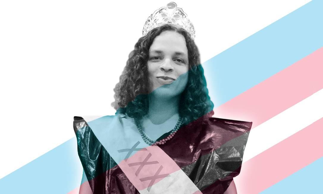 Ex-prostituta e doutora em Letras na Unicamp, Amara Moira foi uma das atrações da última Bienal do Livro do Rio, em 2019 Foto: Léo Martins / Agência O GLOBO
