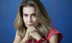 Maitê Proença comenta seu apoio a Regina Duarte Foto: Ana Branco / Agência O Globo