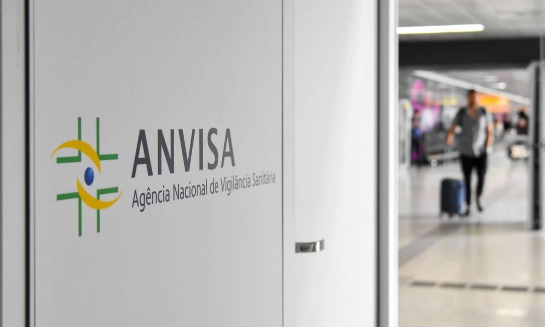 A Anvisa criou um grupo de trabalho para lidar com o monitoramento da doença Foto: Roberto Casimiro / Agência O Globo