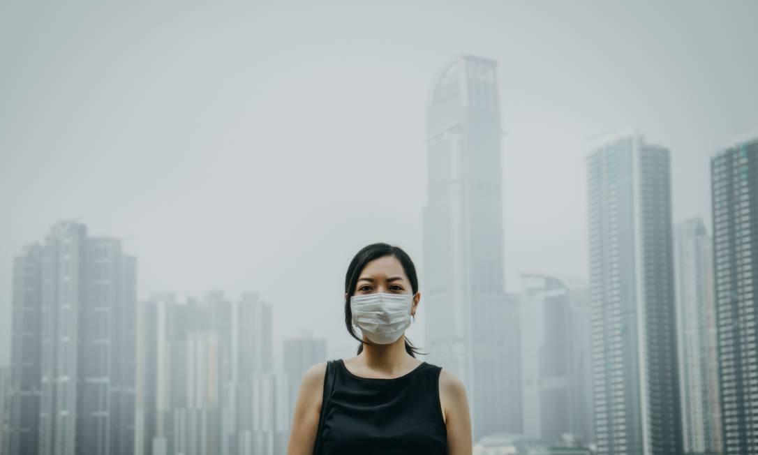Segundo estudo, poluição do ar afeta ciclo menstrual Foto: d3sign / Getty Images