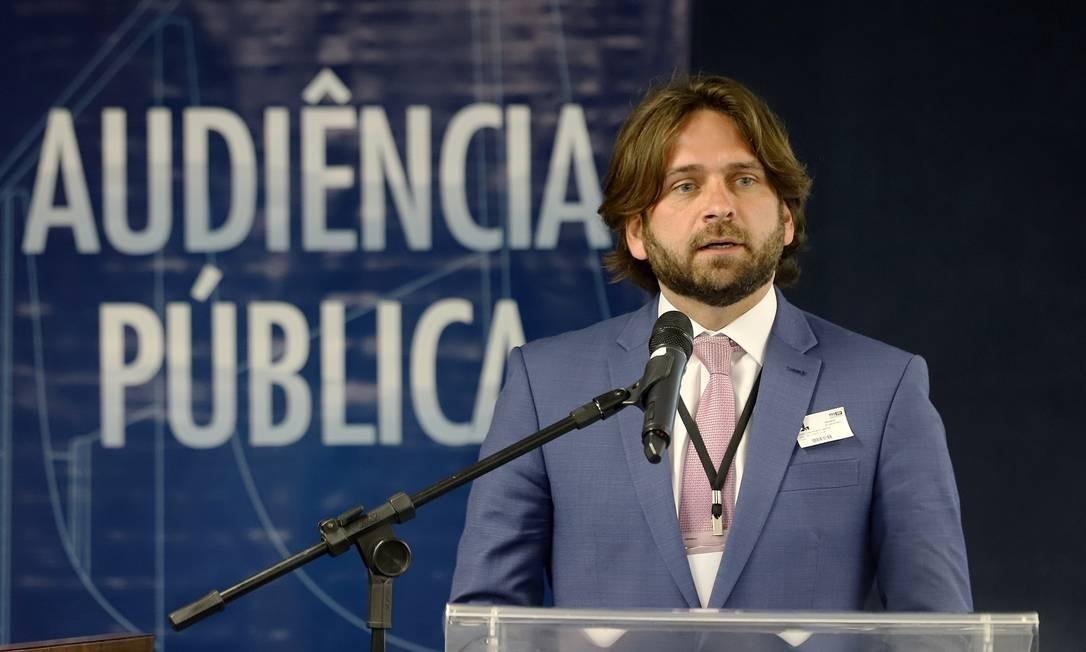 José Vicente Santini, secretário-executivo exonerado da Casa Civil Foto: Rosinei Coutinho / STF