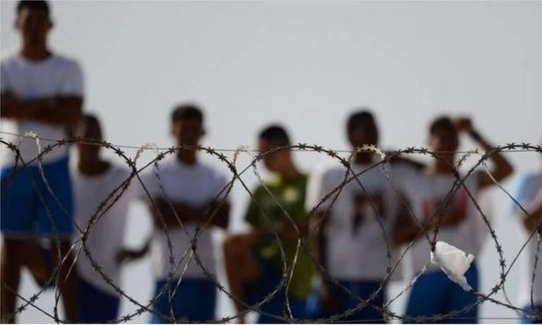 MPF recebeu a informação de que a máfia N'drangheta tem treinado integrantes do PCC Foto: Getty Images