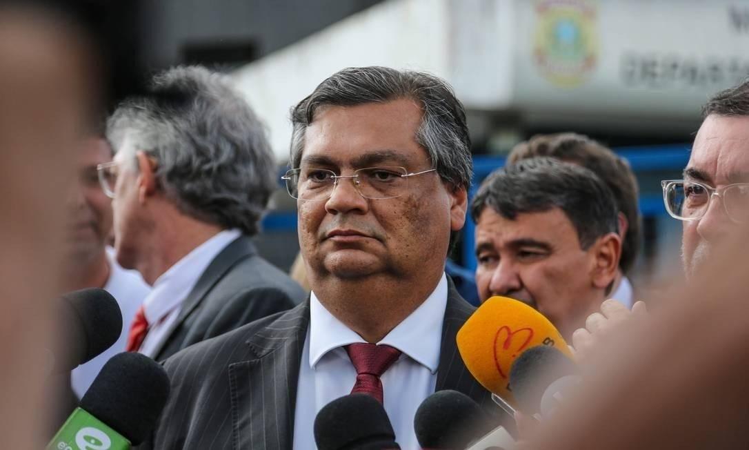 Flávio Dino, governador do Maranhão Foto: Geraldo Bubniak/AGB