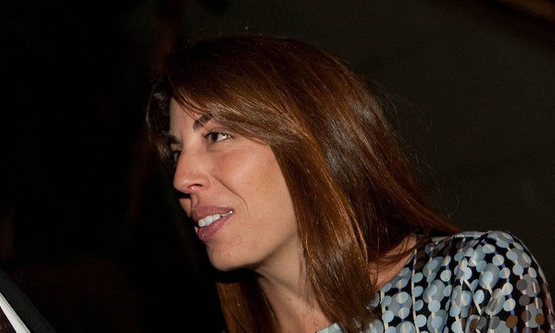 Maristela Temer: filha de ex-presidente se envolveu em acidente de trânsito Foto: Mastrangelo Reino / Folhapress