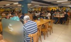 Restaurante Sesc Norte Shopping Foto: Divulgação Sesc