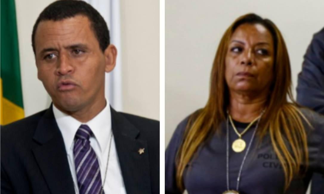Giniton Lages substituirá Adriana Belém Foto: Agência O Globo