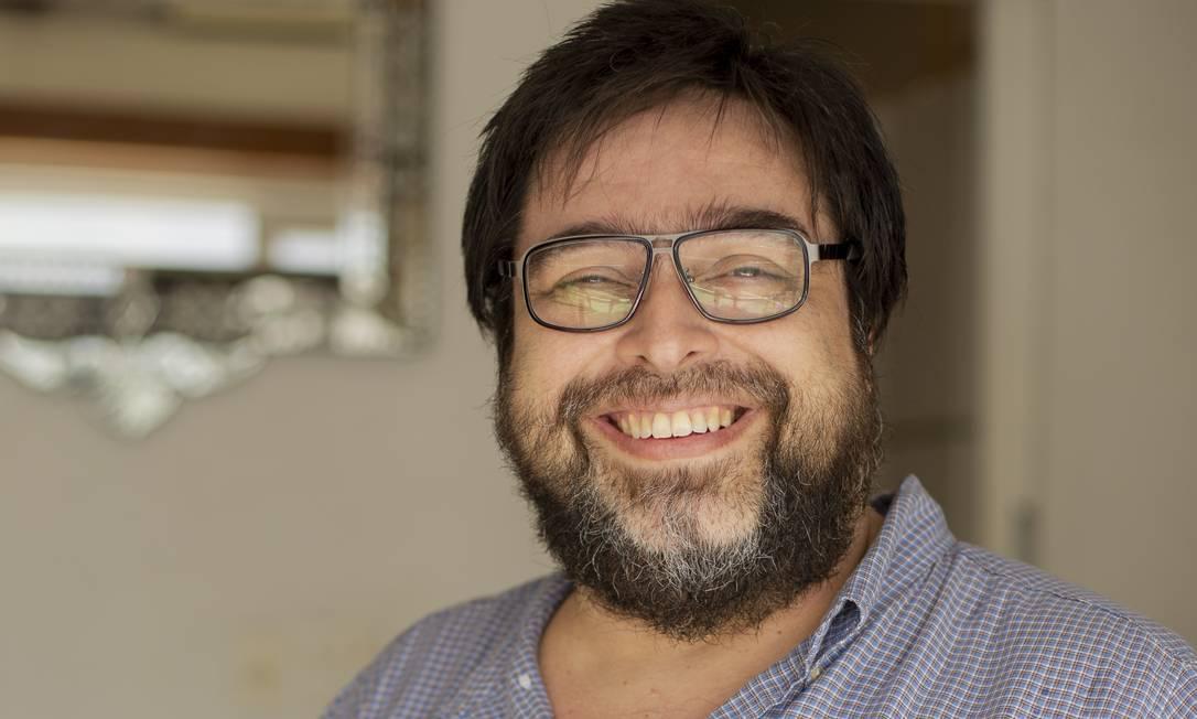 Eduardo Barata, presidente da APTR Foto: Gabriel Monteiro / O Globo