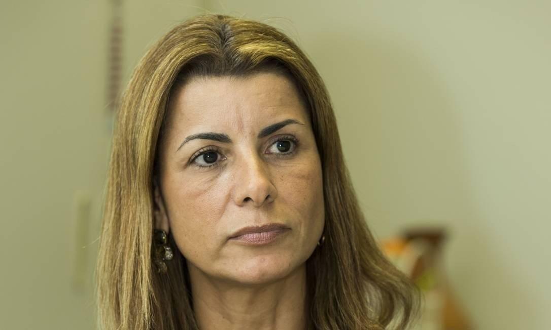 Simone Sibilio, promotora que investiga Caso Marielle e milícias, recebe ameaça de morte Foto: Guito Moreto / Agência O GLOBO