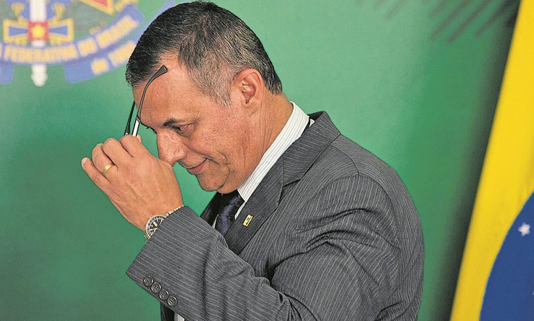 """Rêgo Barros está """"na geladeira"""" e perdeu espaço no governo Foto: Daniel Marenco / O GLOBO"""